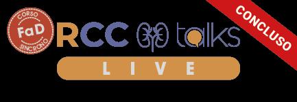 1-RCC TALKS LIVE - Un possibile trattamento su misura del Paziente